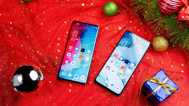 新年就要换5G手机 最值得买的5G手机推荐小菜花滚过来