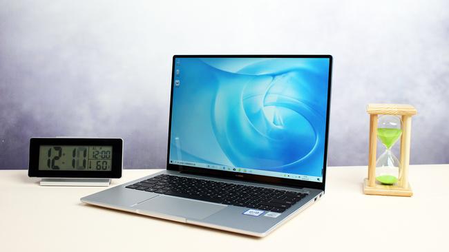 全新升级2K触控屏 办公好拍档 华为MateBook 14 2020款图赏