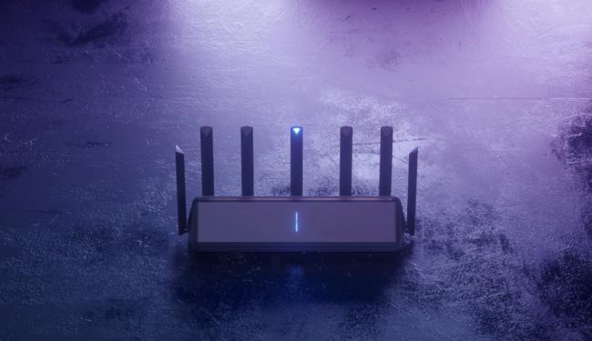 售价599 小米首款WiFi6旗舰路由器发布