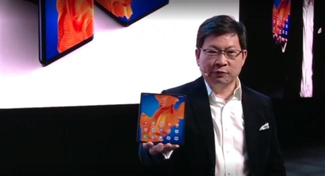 新一代5G折叠屏旗舰 华为Mate Xs发布