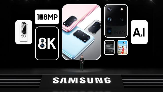 开启下一个十年 三星中国发布会:S20系列、Z Flip折叠屏手机