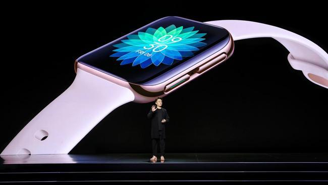 随时随地 手表联系 OPPO Watch系列震撼首发 1499元起售