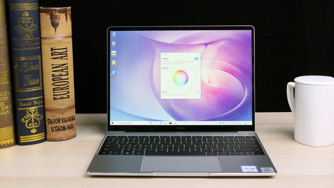 职场全能本 华为MateBook 13 2020款你想要的功能它全有