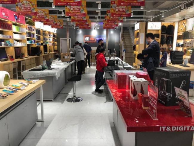 实体零售加速复苏 京东线下门店全线复工 助力行业共迎消费春潮