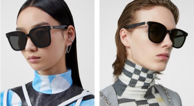 华为P40时尚好搭档  华为Eyewear智能眼镜2020春夏新款发布
