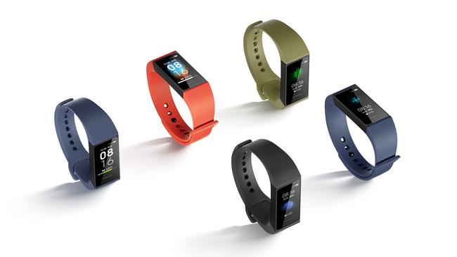 小米发布Redmi手环,大屏彩显、直插充电,众筹价仅95元
