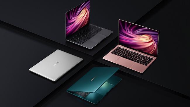 华为MateBook X Pro再夺双料冠军 率家族产品竞争力再升级