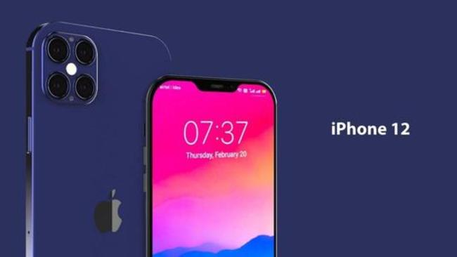 苹果削减订单 iPhone12系列量产晚一个月
