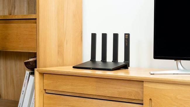 你家的路由器也该升级了 华为路由AX3系列给你极致的网络体验