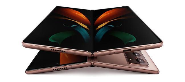 三星Galaxy Z Fold2发布 挖孔屏+骁龙865+