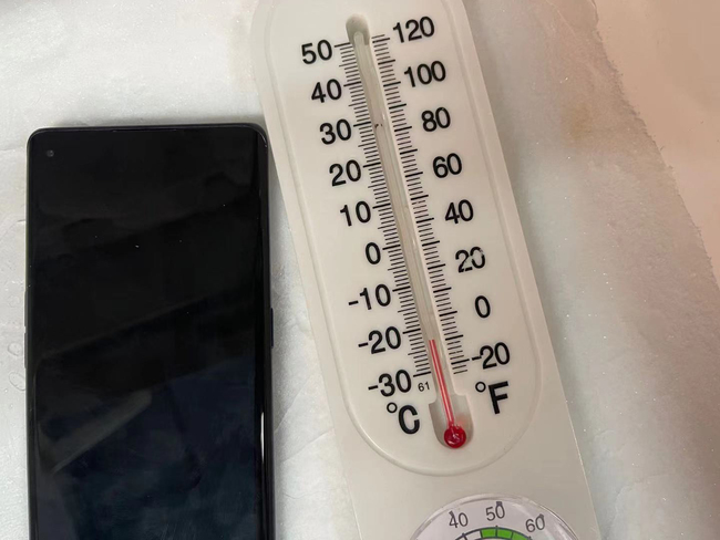 零下20℃又如何?OPPO Reno5 Pro+低温环境使用体验