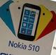 诺基亚510预售价1399元 主打低端市场