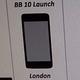 黑莓产品路线图泄露 手机平板一起推