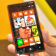 诺基亚WP8中端旗舰 Lumia820亲临通信展