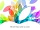 苹果宣布10月22发iPad5/mini 2及更多