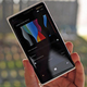 可调屏幕色温+饱和度 Lumia 920创意更新