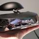 科技感SONY HMZ-T3/T3W头戴3D显示器