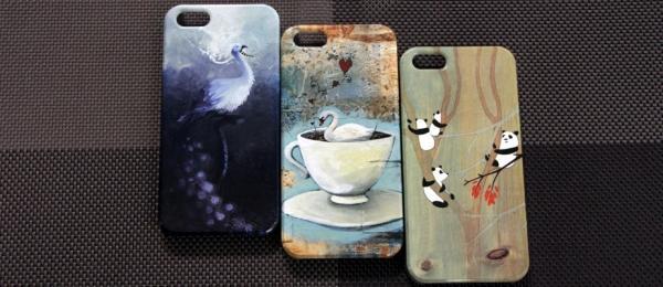 移动艺术 IdeaSkin iPhone5S彩壳图赏