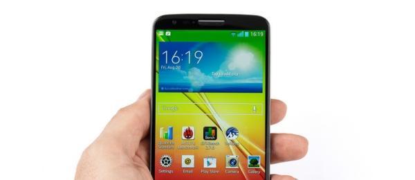 5.2英寸超薄旗舰 LG G2高清图赏