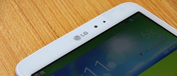 8.3寸高挑靓美 LG G Tablet 8.3图赏