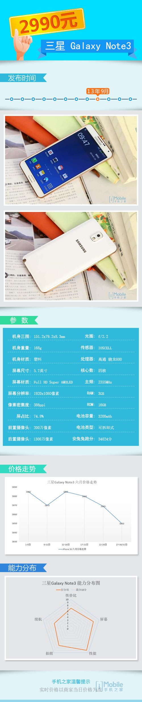 三星Galaxy Note3