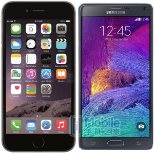 Samsung-claims-Apples-iPhone-6-Plus-imitates-the-Galaxy-Note-series