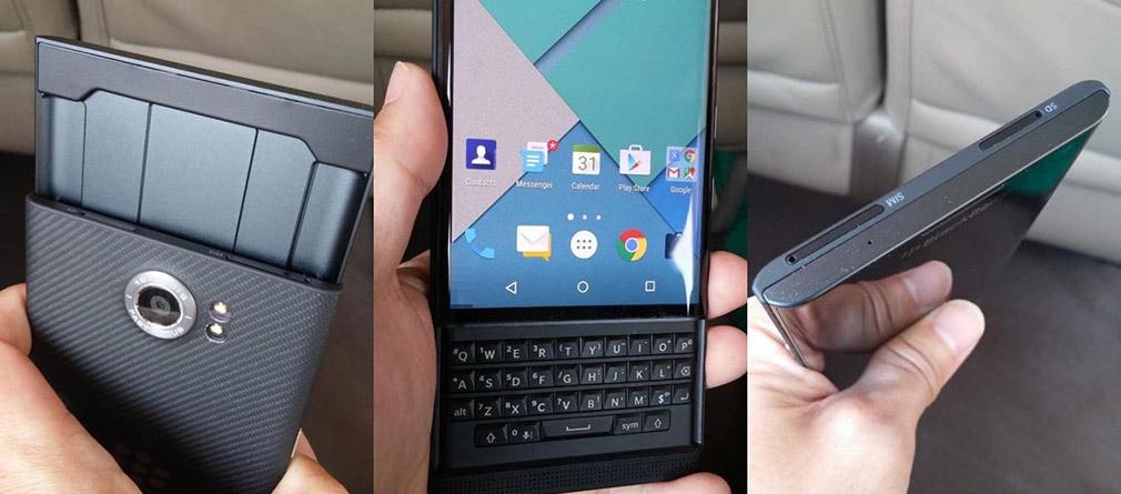 T-Mobile公布黑莓Priv将于1月26日开卖