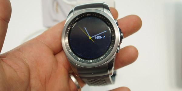 支持通话 LG Watch Urbane现场图赏
