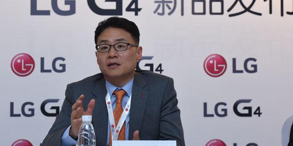 专访LG:注重中国市场 推出差异化产品