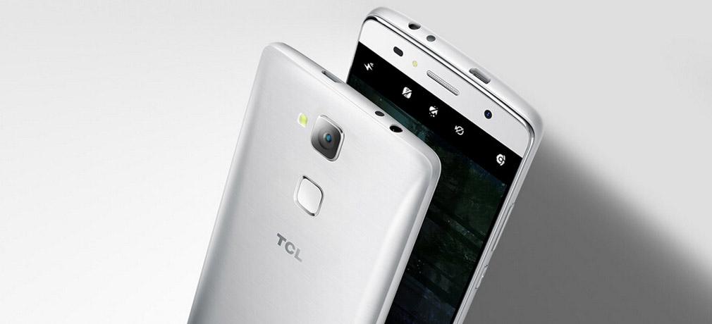 指纹识别双微信 TCL乐玩2C官网699元