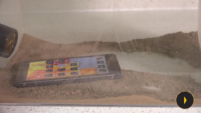 海信金刚2S防水防尘测试—iMobile出品