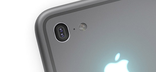 iPhone 7开始测试双摄像头 搭载成必然