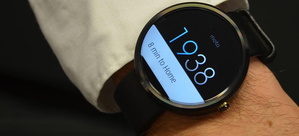 第一代Moto 360获Android 6.0升级推送