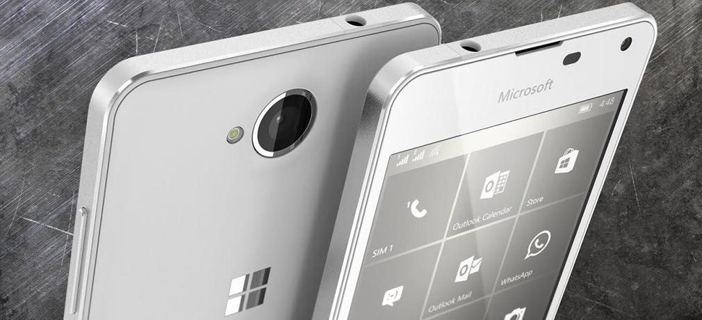 微软Lumia650抢先发布 预计售价1300元