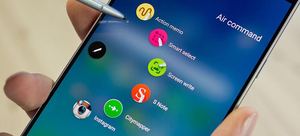 新旗舰Galaxy Note 7代号现身三星官网