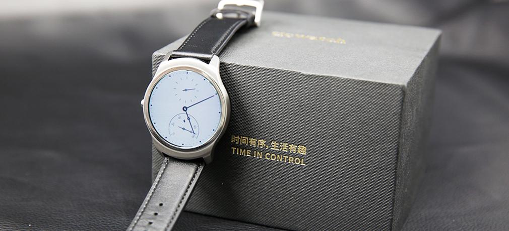 Ticwatch 2:可以独立于手机的智能手表