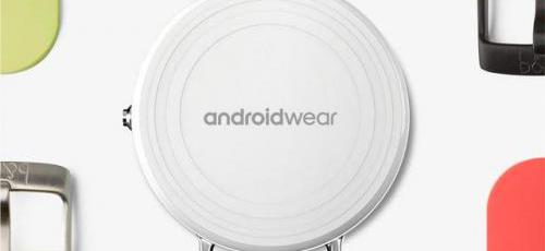 Google智能手表欲发布 神似Moto 360
