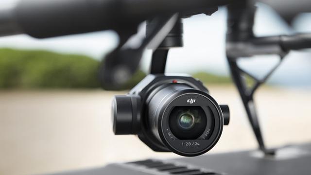 大疆创新发布禅思Zenmuse X7云台相机