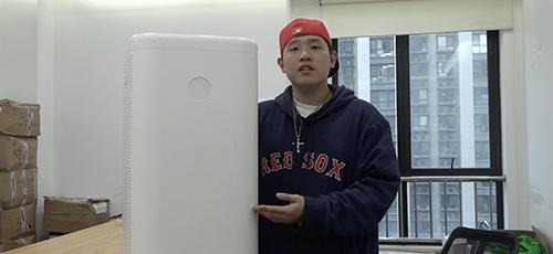 【视频】我们赌命测试了畅呼吸空气净化器!