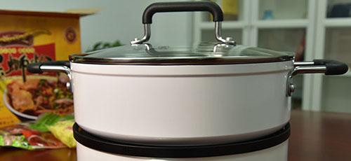 【视频】米粉炖米粉 米家电磁炉搞定这碗螺蛳粉