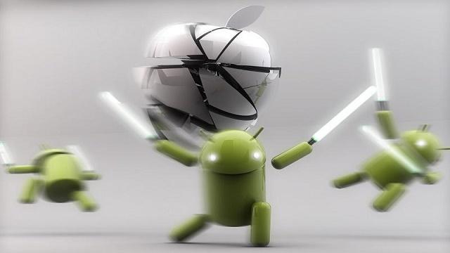 旗舰速度大比拼!Android真比苹果差?