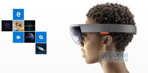 即将发布 微软上线HoloLens中国官网