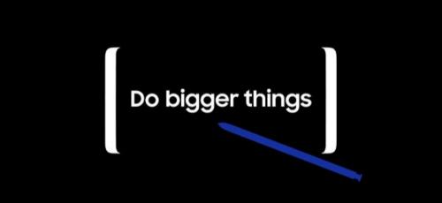 三星Note 8将于8月23日发布 预热开启