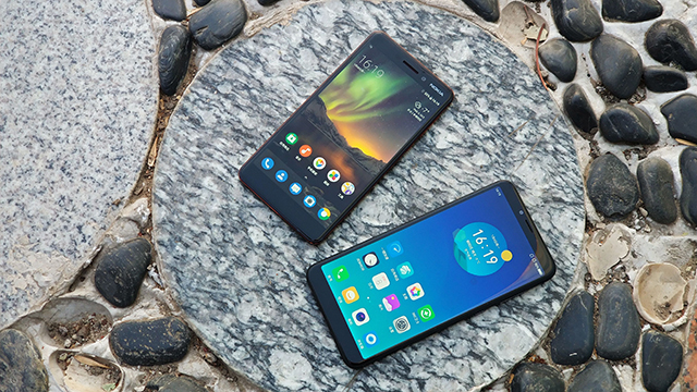 360N6 VS Nokia 6第二代 千元机谁更6?