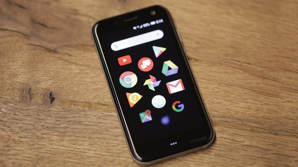 TCL售出命名权,Palm超mini安卓手机发布