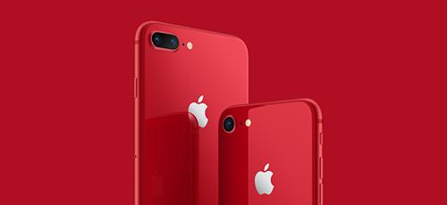 红色版iPhone 8来了 红黑搭配更经典
