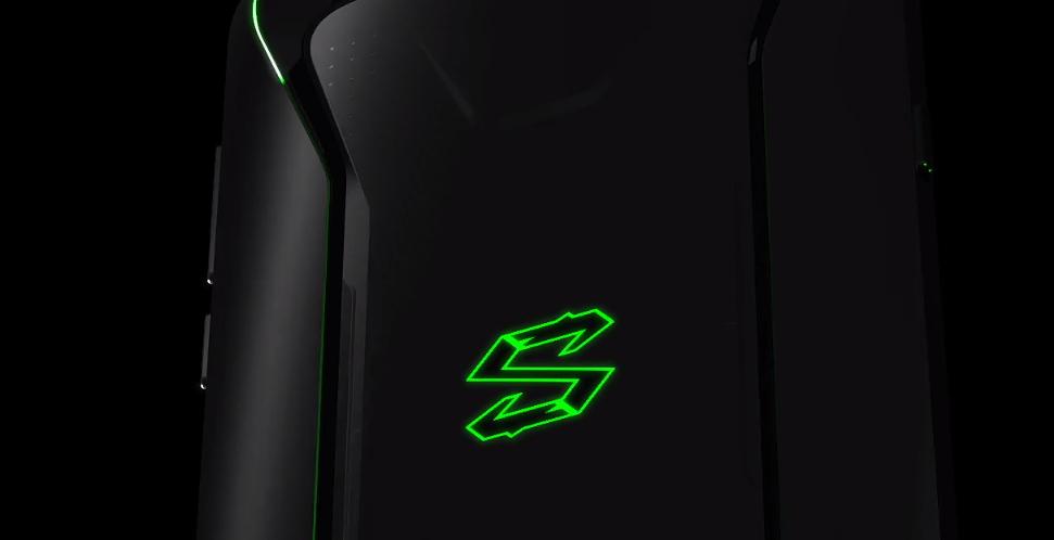 手机中的外星人 黑鲨游戏手机正式发布