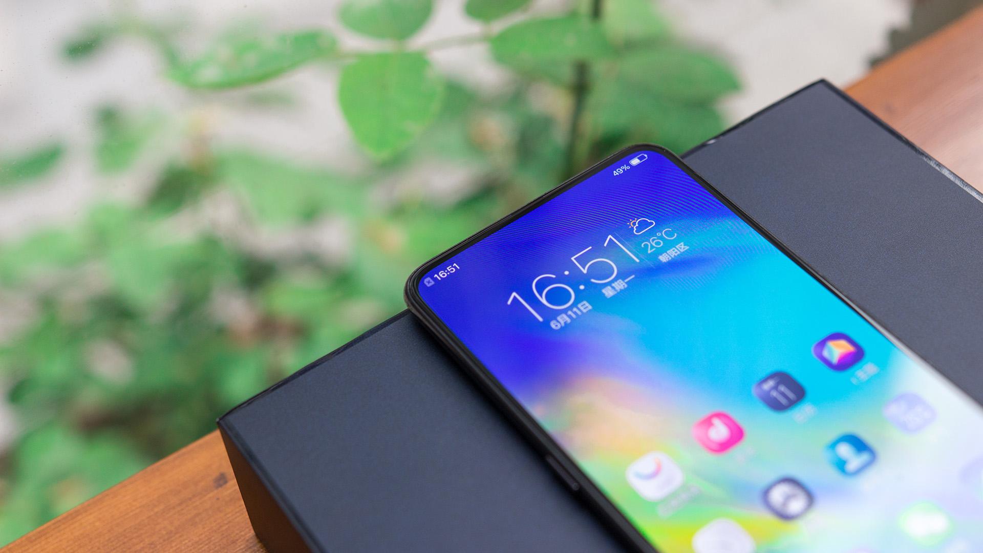 """最接近于""""全面屏""""的手机:vivo NEX图赏"""