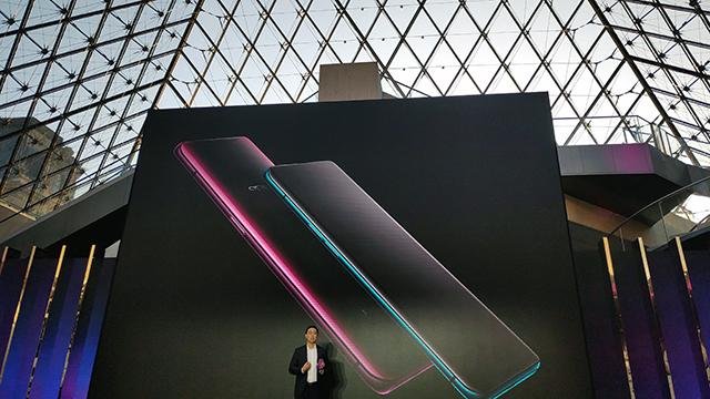 来自未来的手机 OPPO Find X上手体验