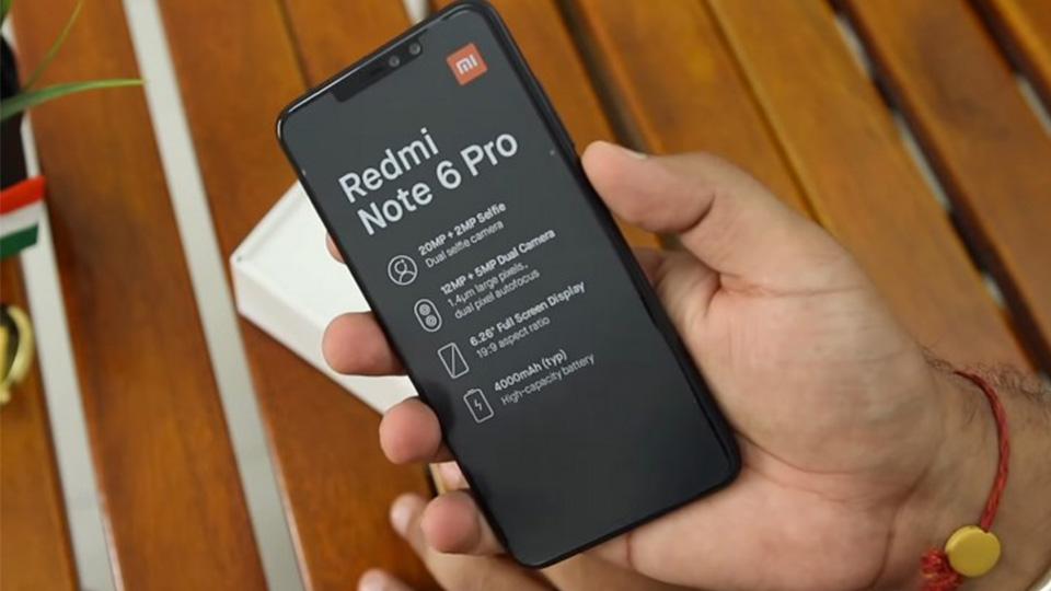 红米Note 6 Pro曝光 前后双摄方案